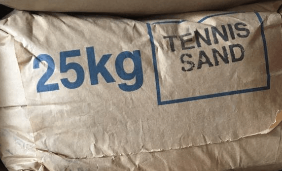 Tennis Sand (25kg)