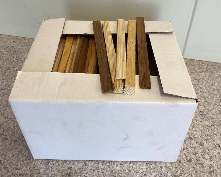 Boxed Kindling
